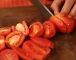 Яйца с домати на фурна 3