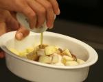 Крем с печени плодове 3