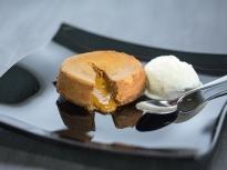 Лава кейк със сладко от мляко (дулсе ...