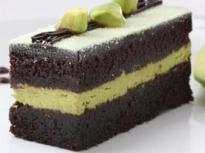 Веганска шоколадова торта с авокадо