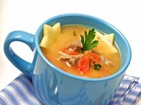 Супа с месо