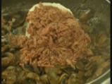 Фарфали с гъби и риба тон 3