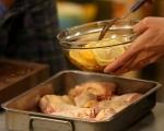 Печени пилешки бутчета с цитруси 2
