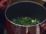 Крем супа от коприва с пъдпъдъчи яйца 2