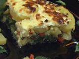 Копривена мусака със сирене