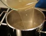Ябълков пай с ванилов крем 6