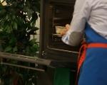 Ябълков пай с ванилов крем 11