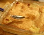 Ябълков пай с ванилов крем 12