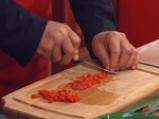 Пълнени домати с млечна салата 2