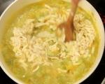 Пай с пилешко и топено сирене  9