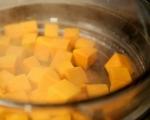 Тиквени палачинки с мед