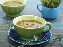 Гъбена супа с ечемик