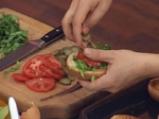 Хамбургери с кисели краставички 6