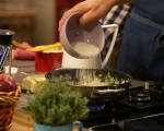 Ориз с праз и кедрови ядки 2