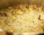 Супа от карфиол с лешници  4