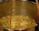 Супа от карфиол с лешници  5