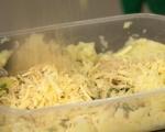 Картофени кюфтета със сметанов сос 3