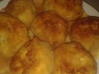 Картофени кюфтета с пилешко месо