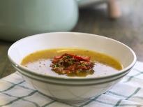 Супа от тиква с киноа
