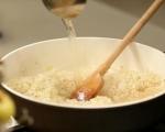 Аранчини със сос от печени чушки 2