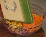 Шарена картофена салата 4
