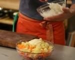 Шарена картофена салата 6