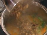 Зеленчукова супа с гъби 3