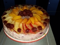 Желирана торта
