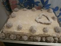 Торта Рафаело