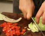 """Вегетариански сандвич """"Муфулета"""" 5"""