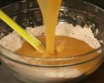 Морковен кекс с какао 4