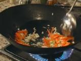 Спагети със зеленчуци по китайски 2