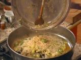 Ориз с праз и маслини 4