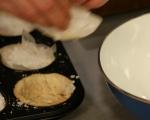 Тарталети с праз и синьо сирене 3