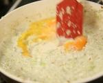 Тарталети с праз и синьо сирене 6