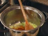 Супа от печени картофи 2