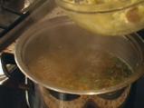 Супа от печени картофи 3
