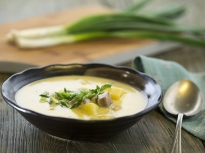Картофена супа с шунка