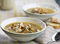 Супа от леща и кисело зеле