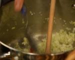 Доматена супа с булгур и сирене 2