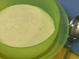 Плодово-млечен кисел
