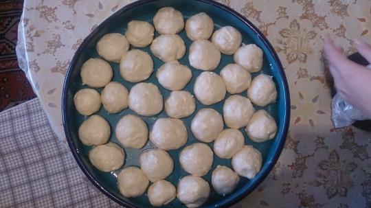 Домашни милинки със сирене