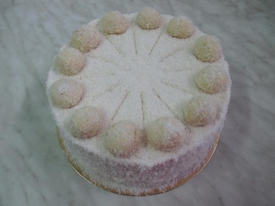 """Торта """"Рафаело"""""""