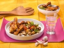 Пилешки бутчета със соев сос
