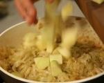 Картофи с кисело зеле на фурна 4