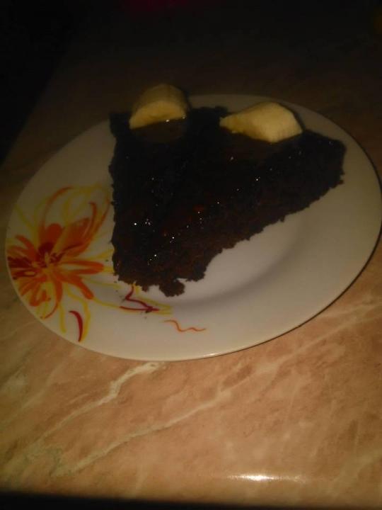 Шоколадов сладкиш с майонеза