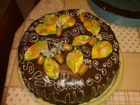 Торта есен