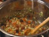 Супа от овесени ядки и бекон 2