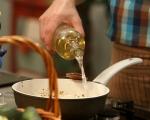 Спагети с кайма и маслини 4