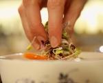 Салата от ряпа и моркови 4